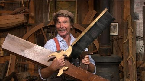 S33 E6: Sharpen That Saw!
