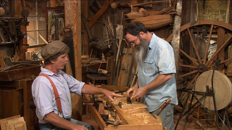 S33 Ep9: Paneled Chest with Peter Follansbee image
