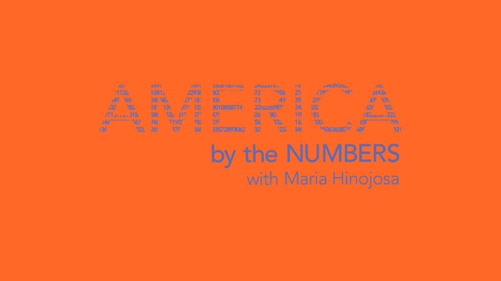 America By The Numbers   Promo image