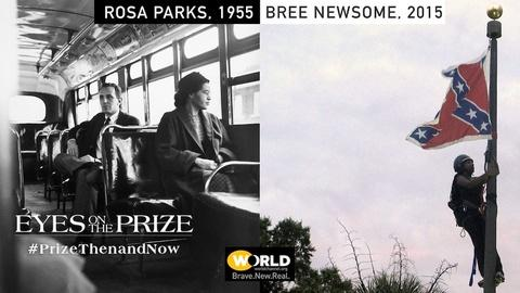 World Channel -- WORLD Channel: Eyes on the Prize: Then and Now - Trailer