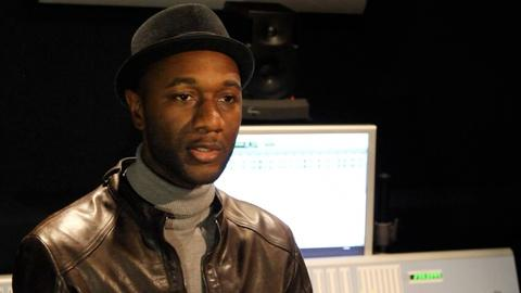 World Channel -- Eyes on the Prize: Then and Now - Aloe Blacc