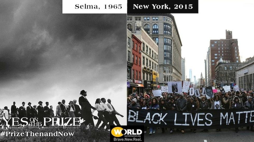 Eyes on the Prize: Then and Now image