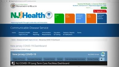Differences in nursing home and hospital data reporting