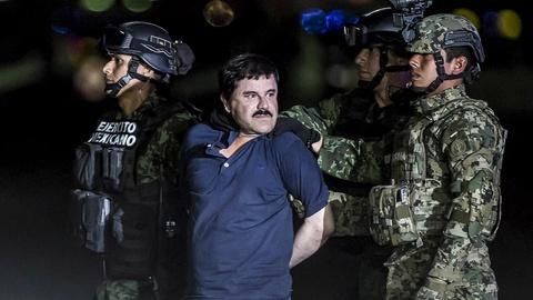 PBS NewsHour -- The 'remarkable' courtroom revelations in 'El Chapo' trial