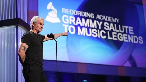 Great Performances -- GRAMMY Salute to Music Legends 2018