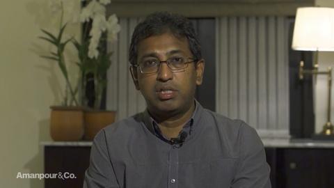 Amanpour and Company -- Harsha de Silva on the Bombings in Sri Lanka