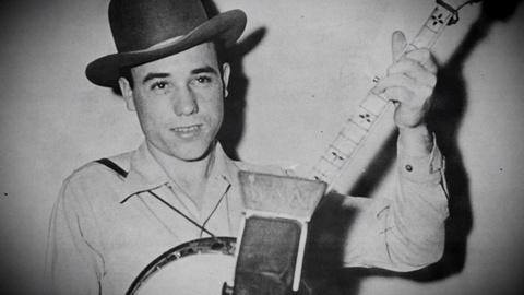 Earl Scruggs Joins Bill Monroe and the Blue Grass Boys