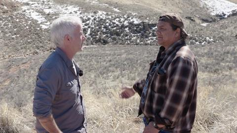 Vegas PBS Documentaries -- Western Shoshone Toolmaking