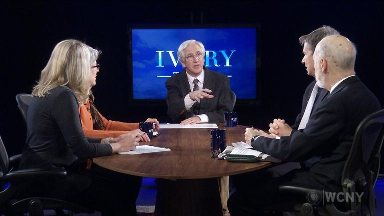 The Ivory Tower: Executive Branch Power; Impeachment; A Healthcare switch