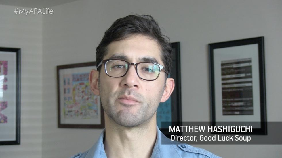 #MyAPALife with Good Luck Soup's Matthew Hashiguchi image