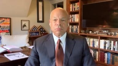 """Jeh Johnson: """"We Fought an Entire Civil War to Prevent This"""