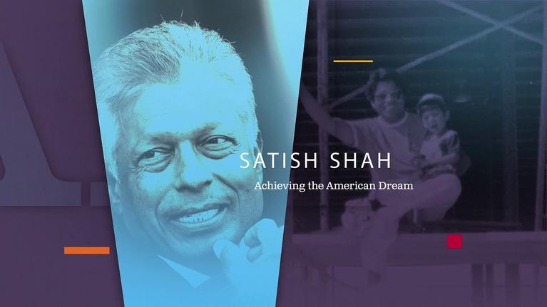 WNIT Specials: Legends of Michiana: Satish Shah