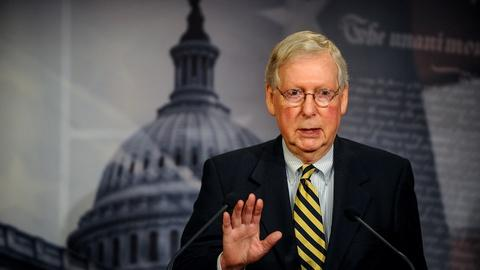 McConnell: 'Looking at all options' for pandemic relief