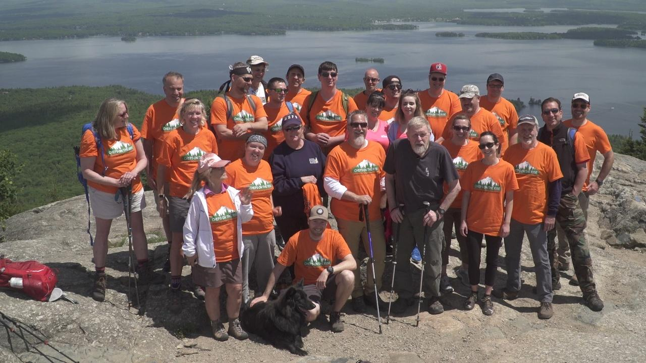 Hiking for Hunger - Wild Moments