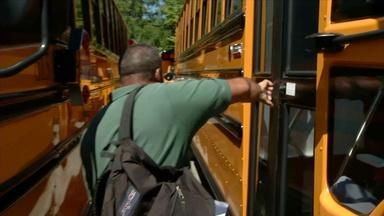 Shortage of school bus drivers has some districts scrambling