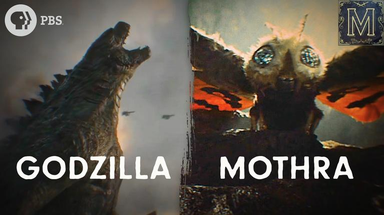 Monstrum: Godzilla and Mothra: King and Queen of the Kaiju