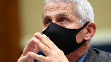 Dr. Fauci's Pandemic Prognosis