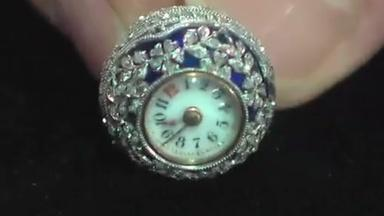 Appraisal: French Boule Watch
