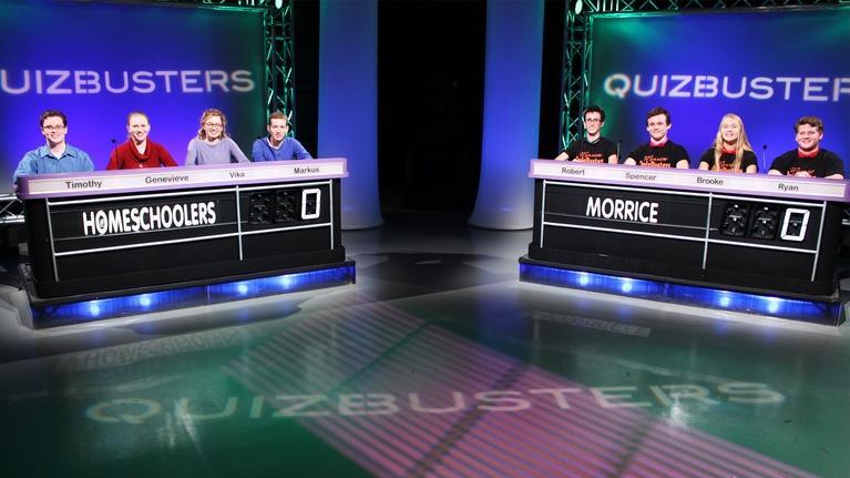 QuizBusters: Lansing Homeschoolers vs. Morrice