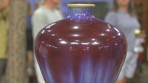 Antiques Roadshow -- S21 Ep24: Appraisal: 18th-Century Flambé Meiping Vase