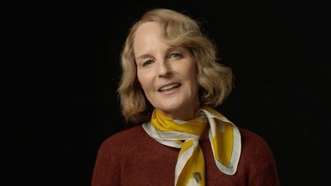 Helen Hunt on Nancy Campbell