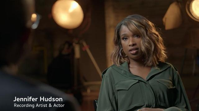 Jennifer Hudson On the Power of Church