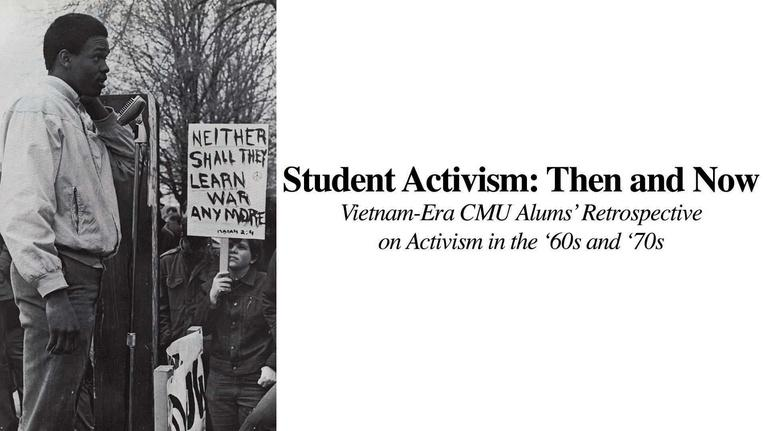 Special Programs: Student Activism: Then and Now