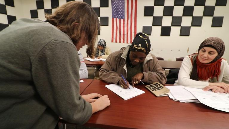 Making Buffalo Home: Making Buffalo Home -  A Refugee's First Year