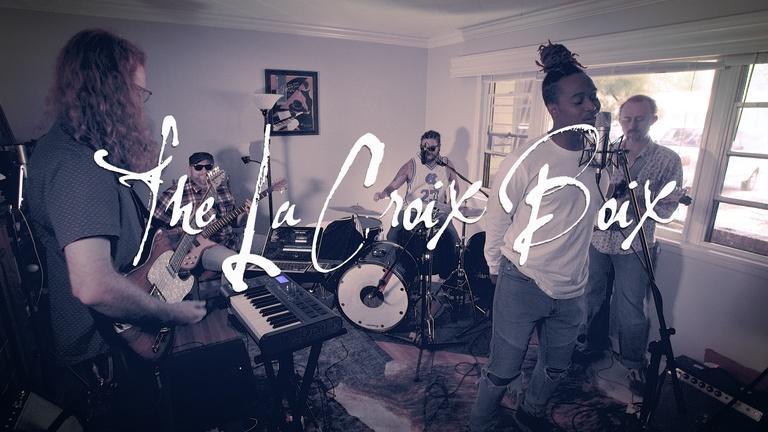 The South Plains Sessions: La Croix Boix