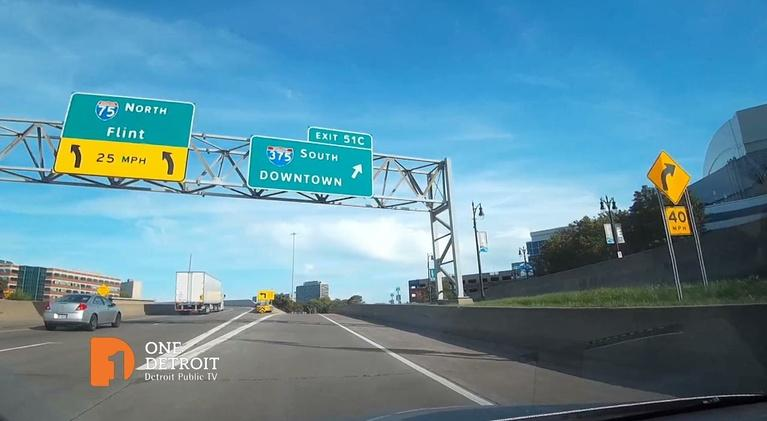 One Detroit: I-375 Deconstruct/Northern Lights Lounge