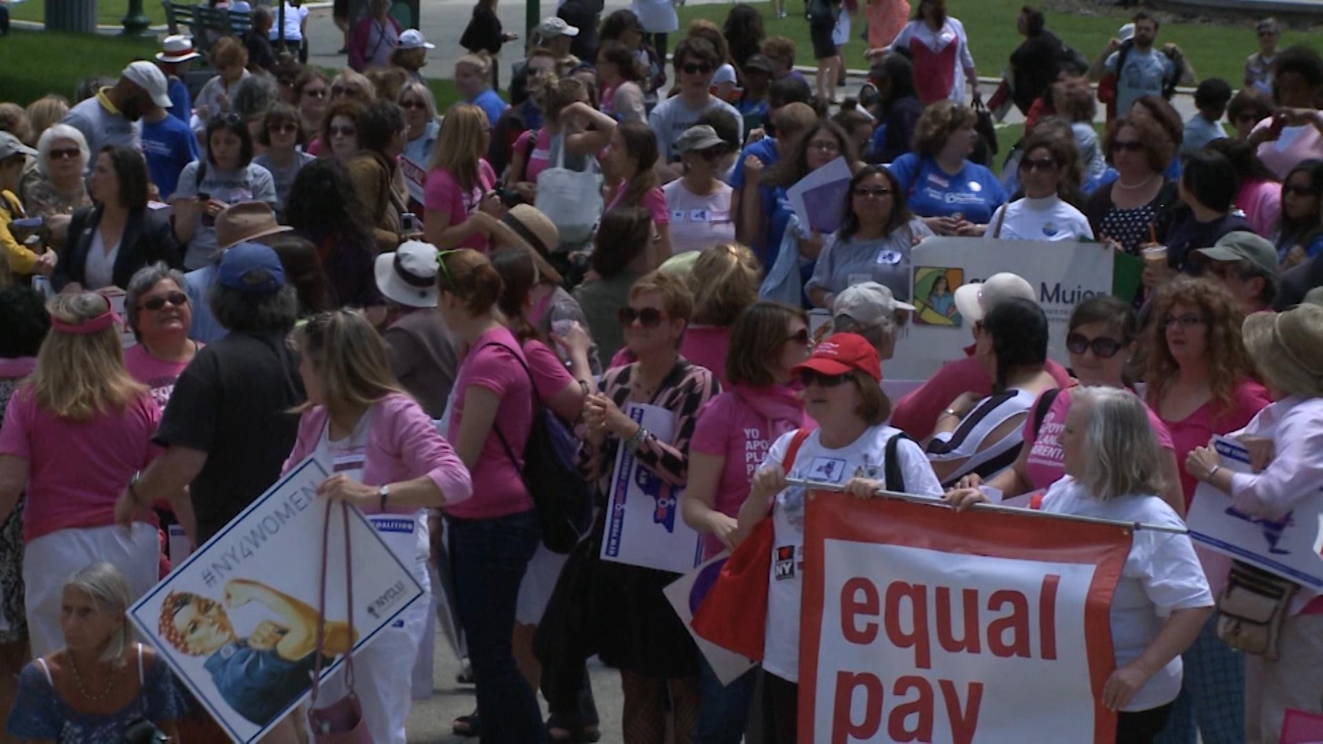 Budget Address, Women's Rights Agenda