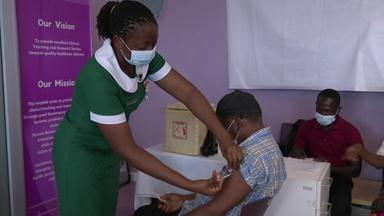 Ghana struggles with vaccine hesitancy