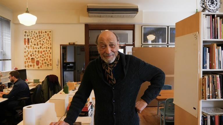 Articulate: Milton Glaser: Designing the Truth