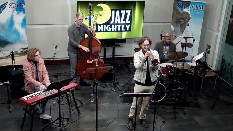 SDPB Specials: Jazz Nightly: Alex Massa