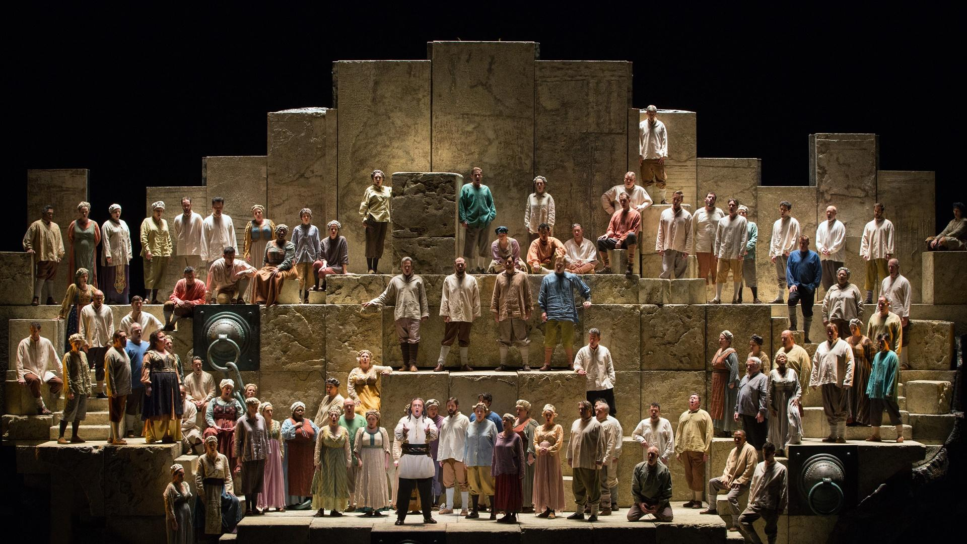 The Chorus | GP at the Met: Nabucco