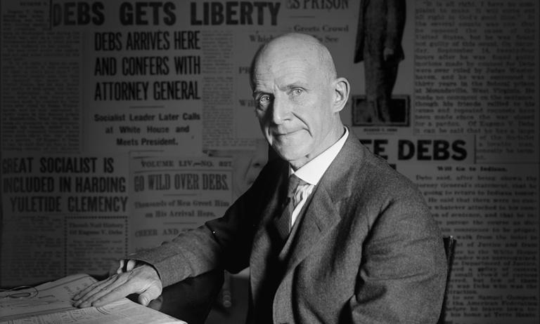 The Revolutionist: Eugene V. Debs