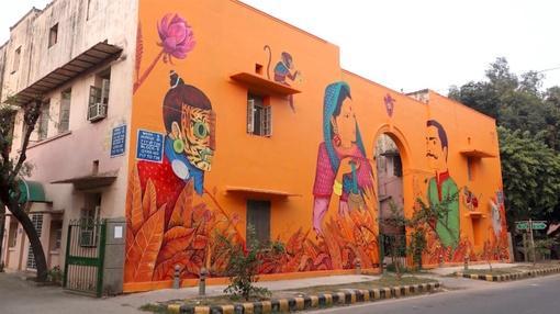 PBS NewsHour : How Mexican muralism sparked a public art movement