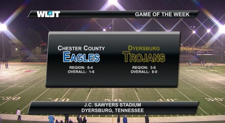 Game of the Week: Chester County vs Dyersburg