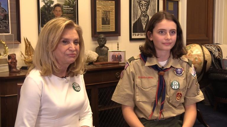 To The Contrary: TTC Extra: First Female Eagle Scout?