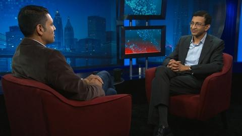 Amanpour and Company -- Raj Chetty Discusses the Fading of the American Dream