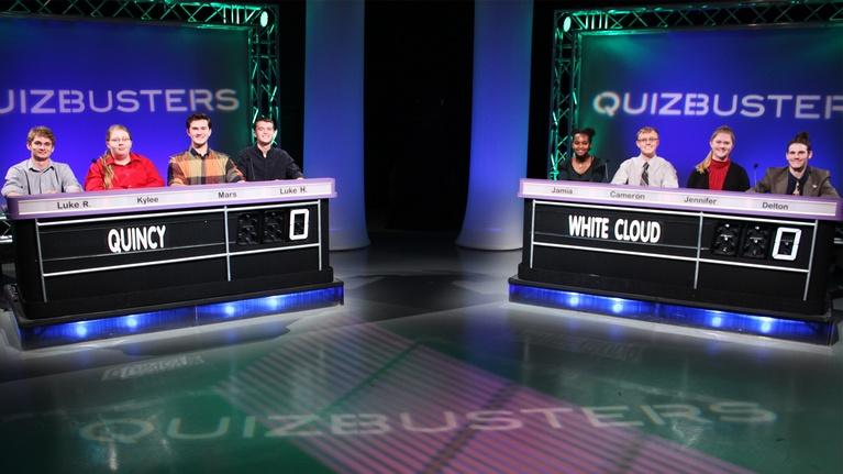 QuizBusters: Quincy vs. White Cloud