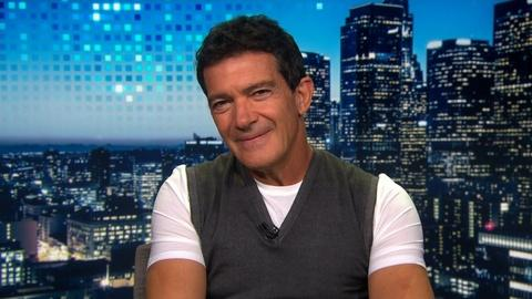 Amanpour and Company -- Antonio Banderas on How a Heart Attack Changed His Life