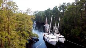 Brunswick County Shrimpers Retrieve Their Boats | Season