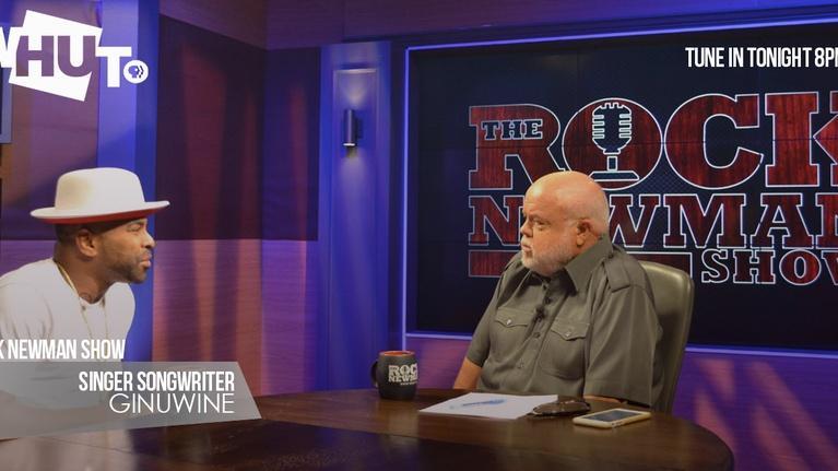The Rock Newman Show: Rock Newman Show - Ep 701 Ginuwine