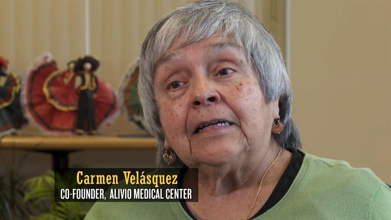 My Neighborhood: Pilsen: My Neighborhood: Pilsen   Alivio Medical Center