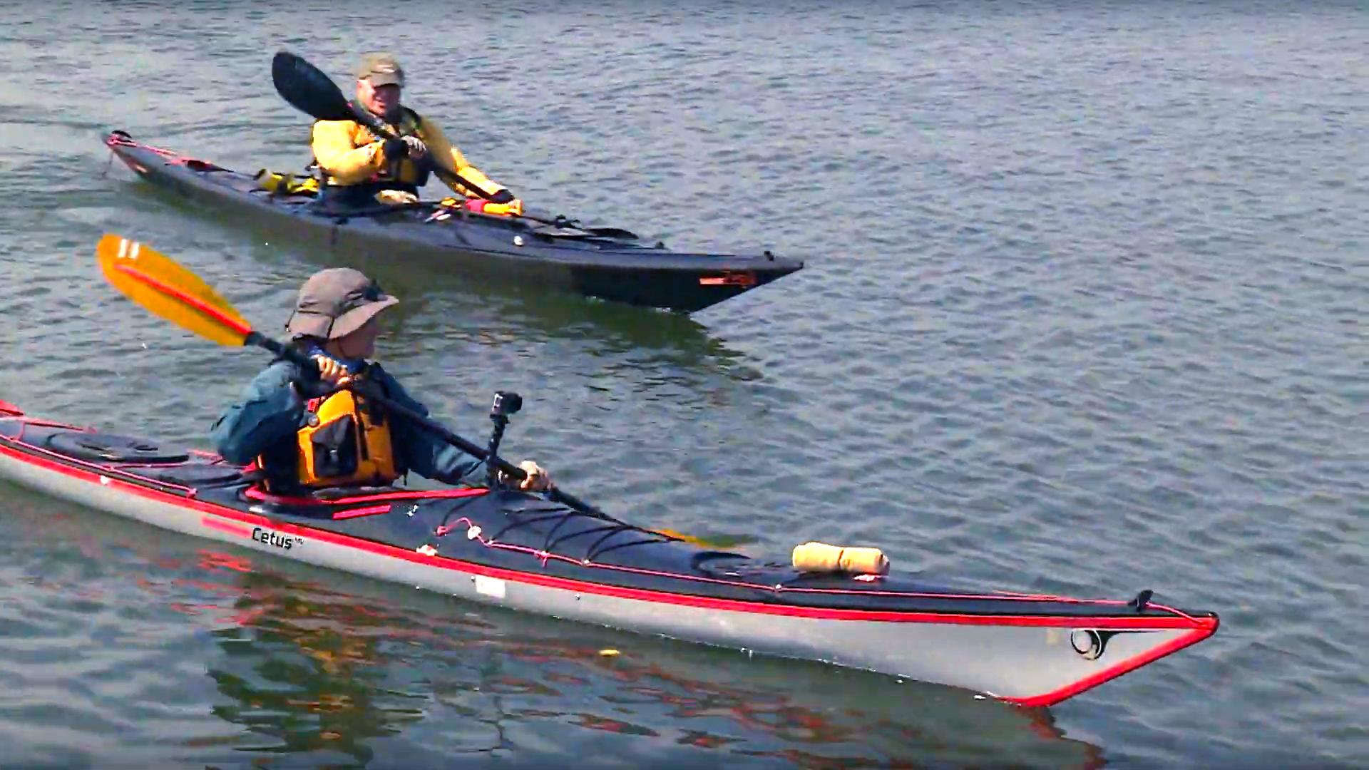 Outdoor Wisconsin #3603 - Sea Kayak Lesson/Mohee