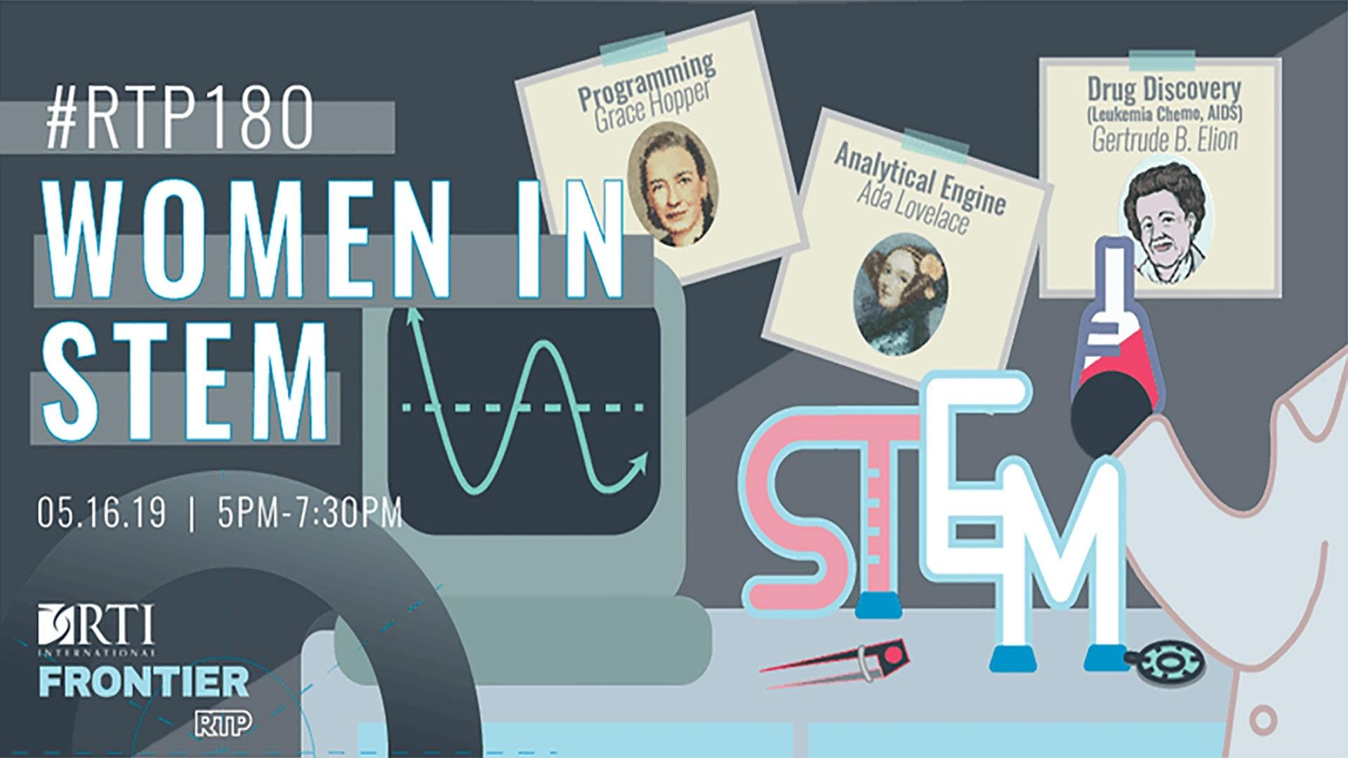 RTP 180 | Women in STEM