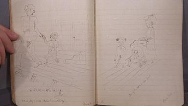 Appraisal: Diary & Unalakleet Monthly, ca. 1913