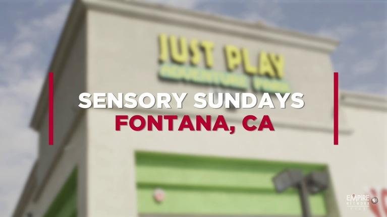 State of the Empire: Sensory Sundays Awareness Project