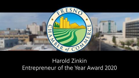ValleyPBS Specials -- Harold Zinkin Entrepreneur of the Year Award: Lyles Div.